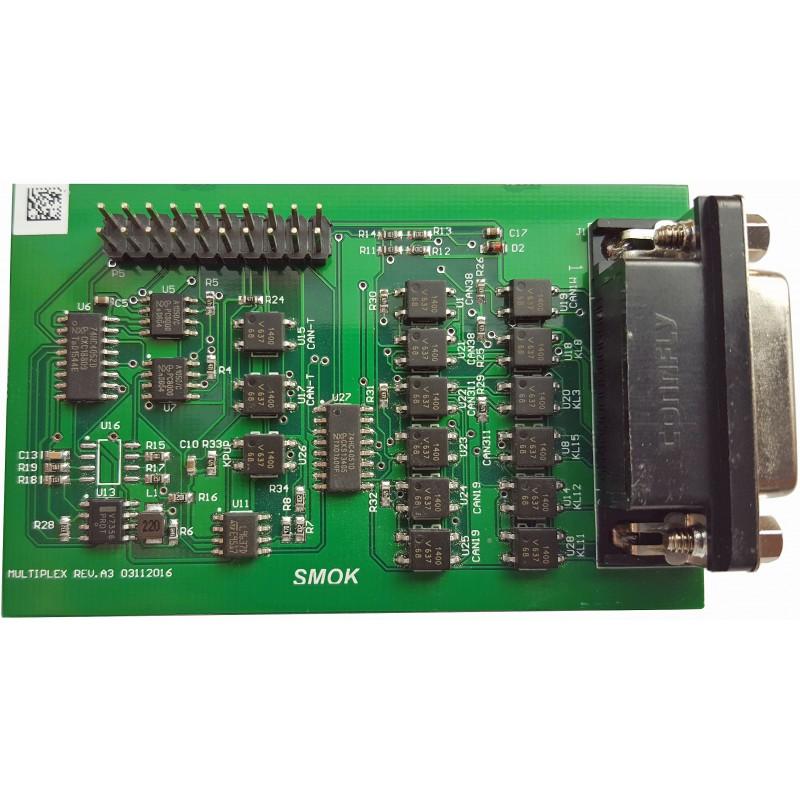 NEW Multiplexer UHDS